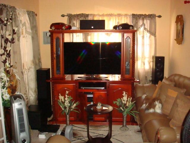 My Living Room 3D HD Visual U0026 Audio System