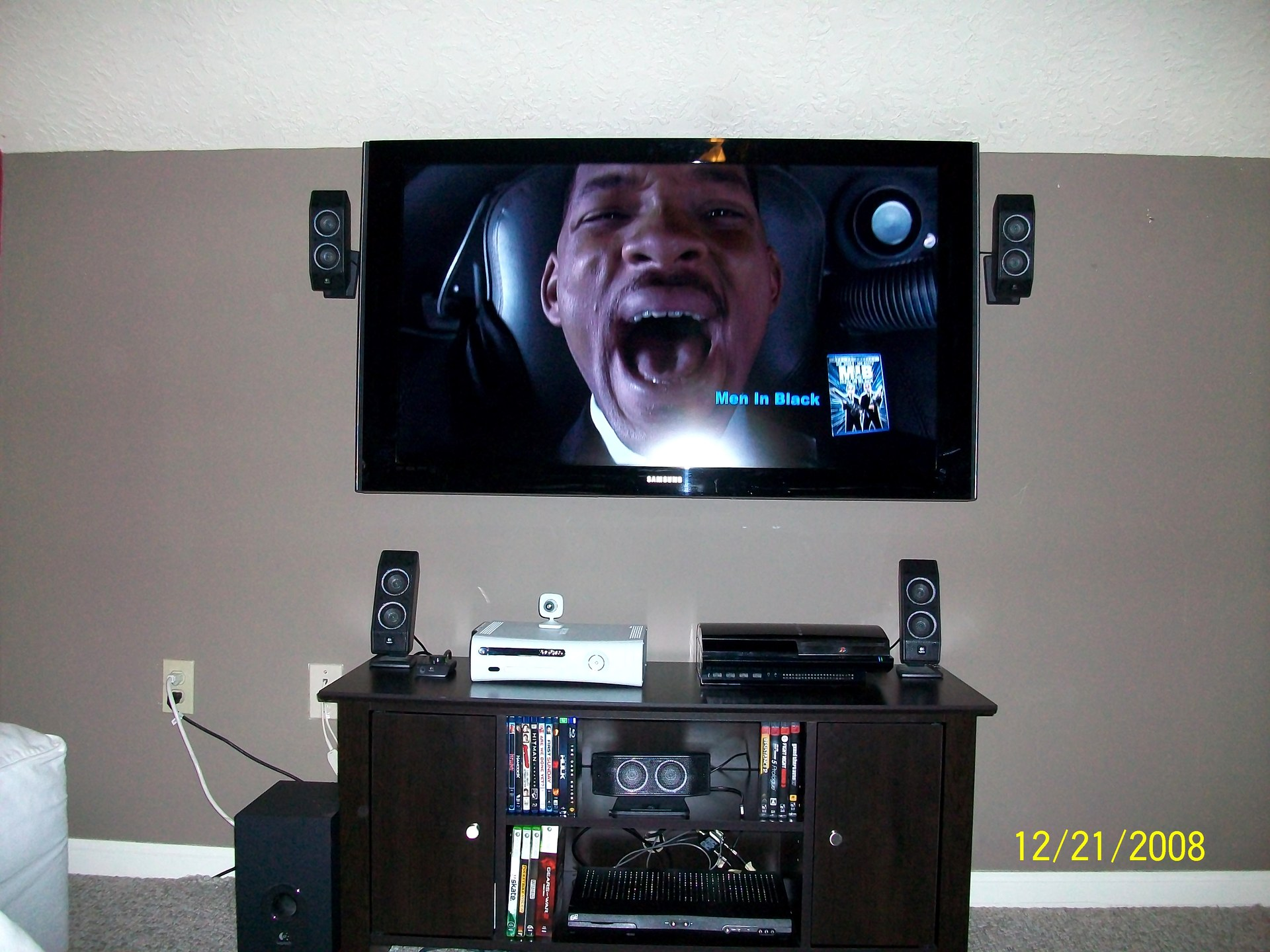 Clunkydc54s Home Theater Gallery Tv Setup 13 Photos