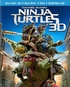 Teenage Mutant Ninja Turtles 3D (Blu-ray)
