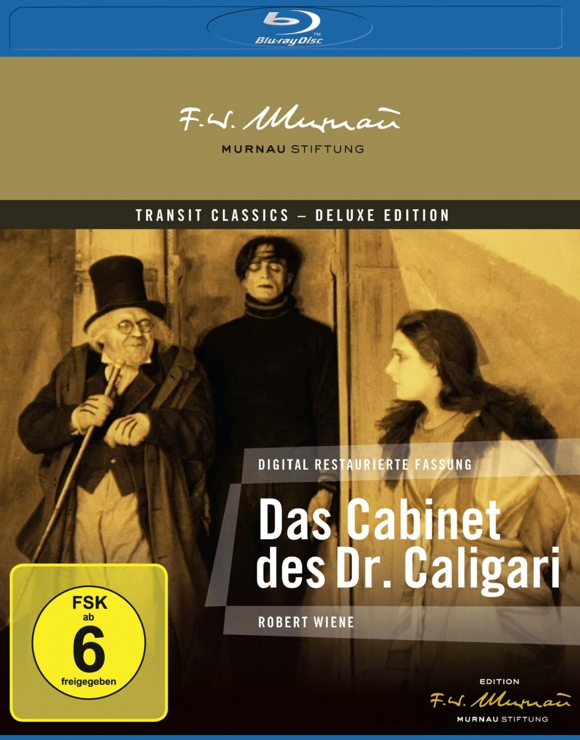 The Cabinet Of Dr Caligari 1920 Synopsis | memsaheb.net