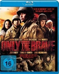 Only the Brave Blu-ray (Germany)