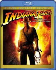 Indiana Jones and the Kingdom of the Crystal Skull Blu-ray