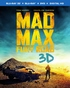 Mad Max: Fury Road 3D (Blu-ray)