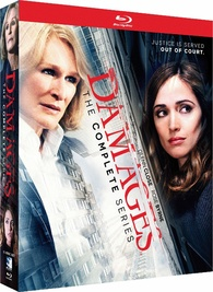 Damages: The Complete Series (Blu-ray)