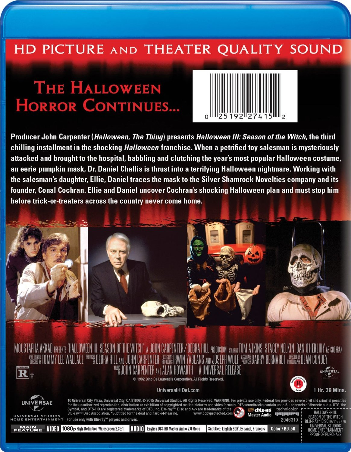halloween: the complete collection (1978-2009) - page 1011 - blu-ray