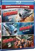 Sharknado/Sharknado 2: The Second One/Sharknado 3: Oh Hell No! (Blu-ray)