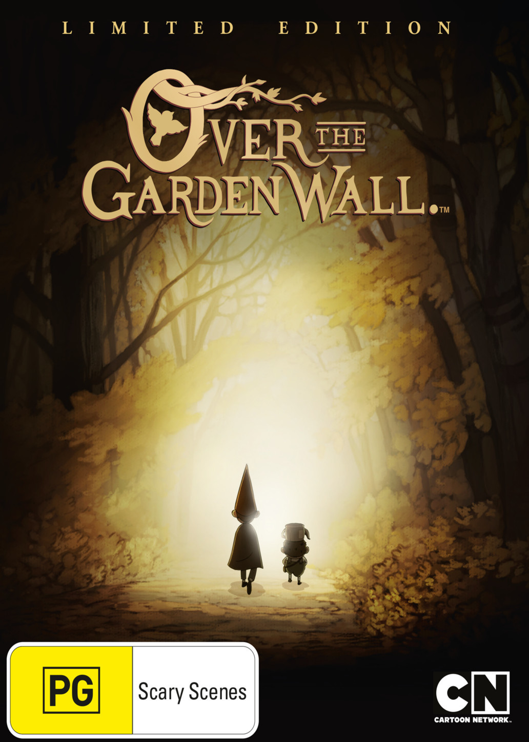 over the garden wall blu ray limited edition australia - Over The Garden Wall Poster