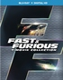 Fast & Furious 1-7 Collection (Blu-ray)