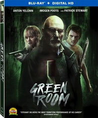 Green Room (Blu-ray)