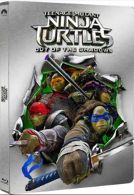 Teenage Mutant Ninja Turtles: Out of the Shadows (Blu-ray) Temporary cover art