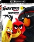 The Angry Birds Movie 4K + 3D (Blu-ray)