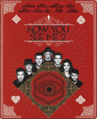 Now You See Me 2 (Blu-ray) Temporary cover art
