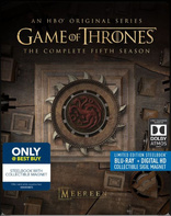 Game of Thrones: The Complete Seventh Season Blu-ray