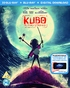 Kubo and the Two Strings 3D (Blu-ray)