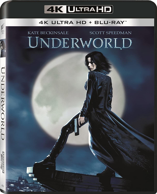 4k Blu Ray