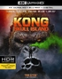Kong: Skull Island 4K (Blu-ray)