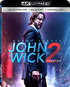 John Wick: Chapter 2 4K (Blu-ray)