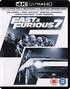 Fast & Furious 7 4K (Blu-ray)
