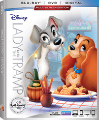 lady and the tramp 1955 the signature collection blu ray forum