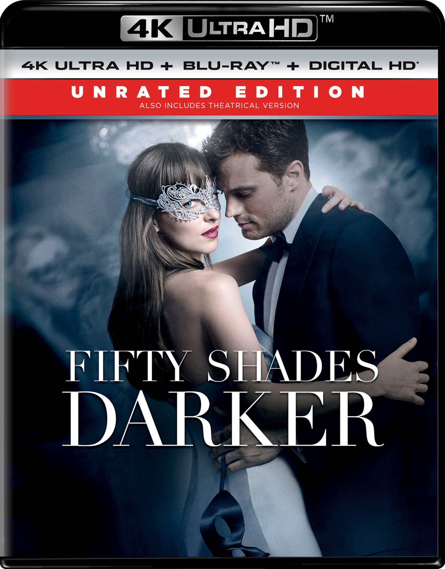 #FiftyShadesDarker: Your New Favourite Sexy Movie Playlist