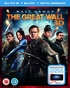 The Great Wall 3D (Blu-ray)