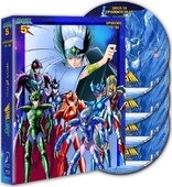 Saint Seiya: Pegasus Box Blu-ray: Box 1 - First Print