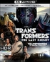 Transformers: The Last Knight 4K (Blu-ray)