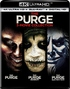 The Purge: 3-Movie Collection 4K (Blu-ray)