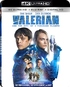 Valerian and the City of a Thousand Planets 4K (Blu-ray)