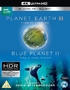 Planet Earth II & Blue Planet II Boxset 4K (Blu-ray)