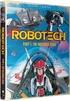 Robotech - Part 1: The Macross Saga (Blu-ray Movie)