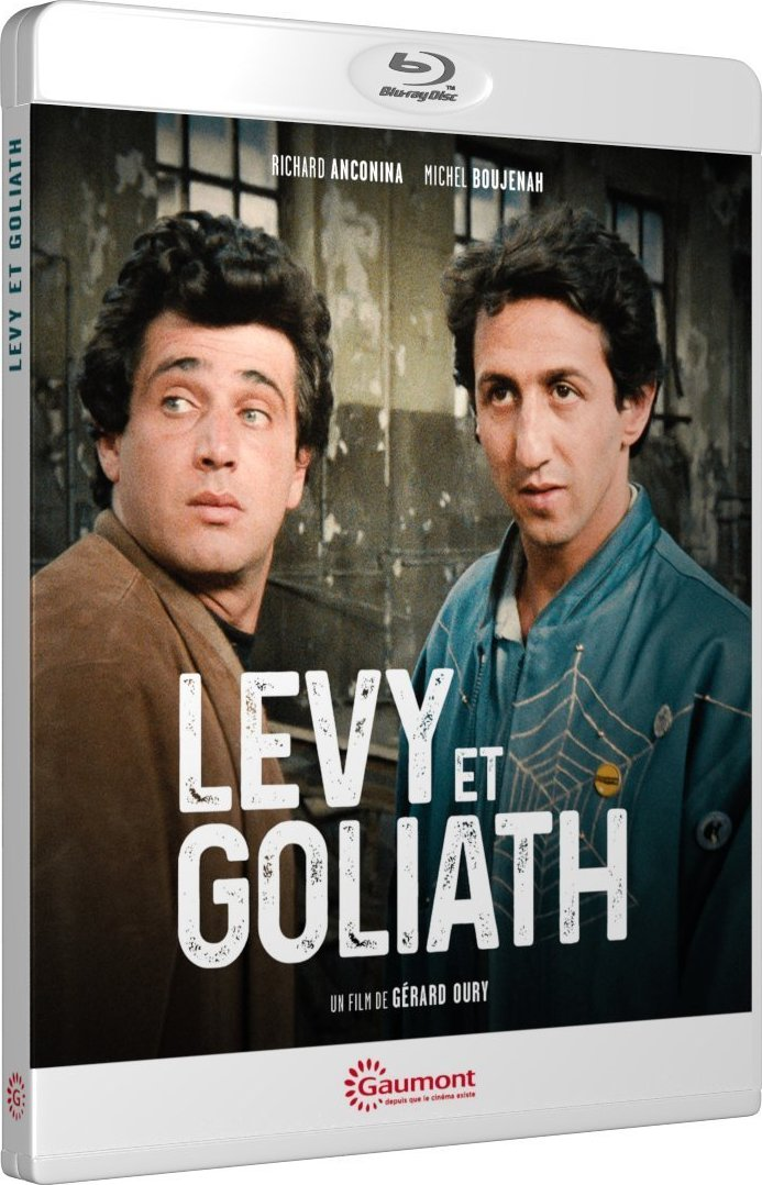film levy et goliath