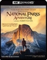 IMAX: National Parks Adventure 4K + 3D (Blu-ray)