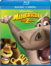Madagascar: Escape 2 Africa Blu-ray