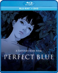 Perfect Blue (Blu-ray) Temporary cover art