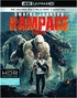 Rampage 4K (Blu-ray)