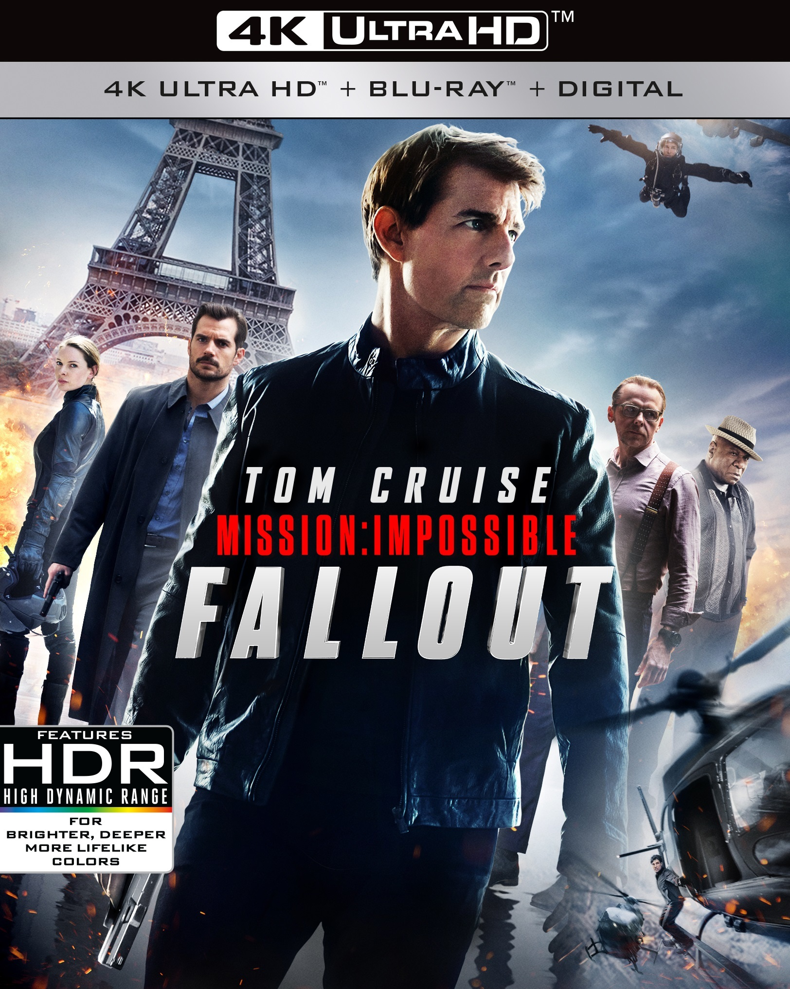 4K M2TS ] Mission Impossible Fallout 2018 UHD REMUX 2160p HEVC Atmos