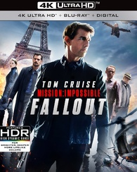 Mission: Impossible - Fallout 4K (Blu-ray)