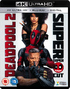 Deadpool 2 4K (Blu-ray)