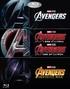 Avengers + Avengers: Age of Ultron + Avengers: Infinity War (Blu-ray)