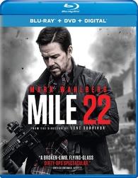 Mile 22 (Blu-ray)
