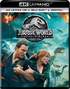 Jurassic World: Fallen Kingdom 4K (Blu-ray)