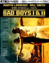 Bad Boys I & II 4K (Blu-ray)