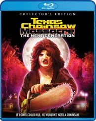 Texas Chainsaw Massacre: The Next Generation (Blu-ray)