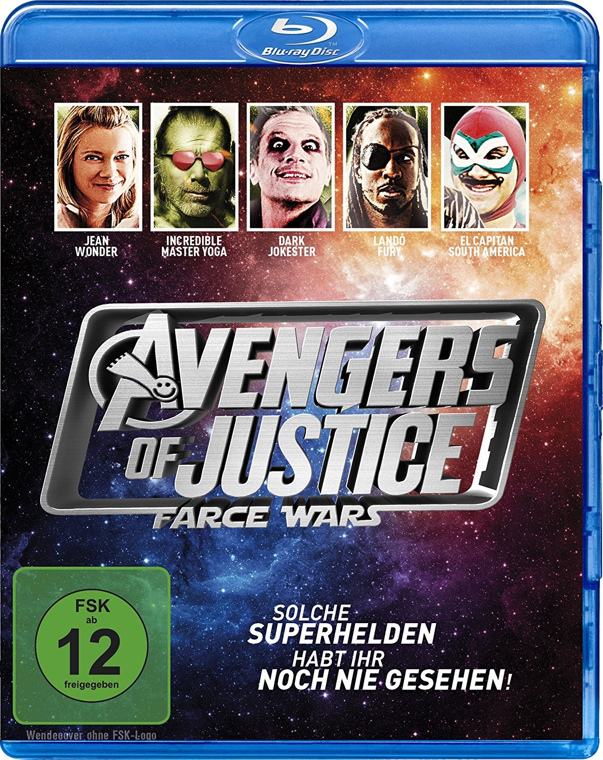 avengers of justice farce wars (2018)