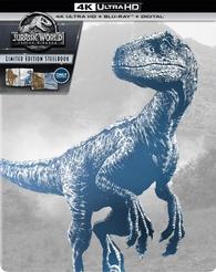 Jurassic World: Fallen Kingdom 4K (Blu-ray)