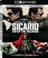 Sicario: Day of the Soldado 4K (Blu-ray)