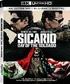 Sicario: Day of the Soldado 4K (Blu-ray)