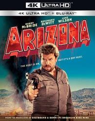 Arizona 4K (Blu-ray) Temporary cover art