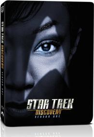 Star Trek: Discovery - Season One (Blu-ray) Temporary cover art